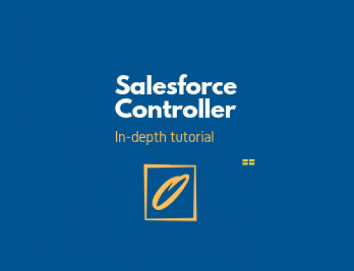 All about controllers in Salesforce