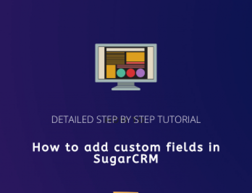 How to add custom field in an existing SugarCRM module