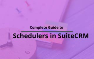 Banner SuiteCRM Scheduler guide