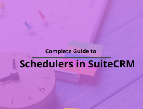 A Step by Step guide on SuiteCRM Scheduler