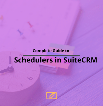 Banner SuiteCRM Scheduler guide